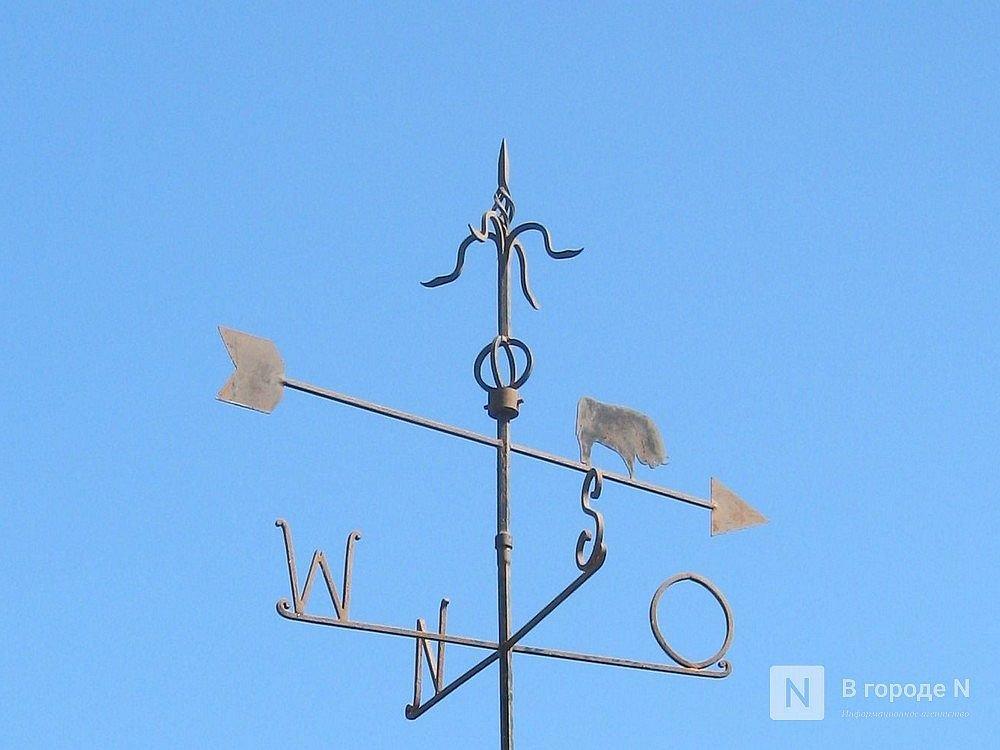 Ветер усилится до 18 м/с в Нижегородской области - фото 1