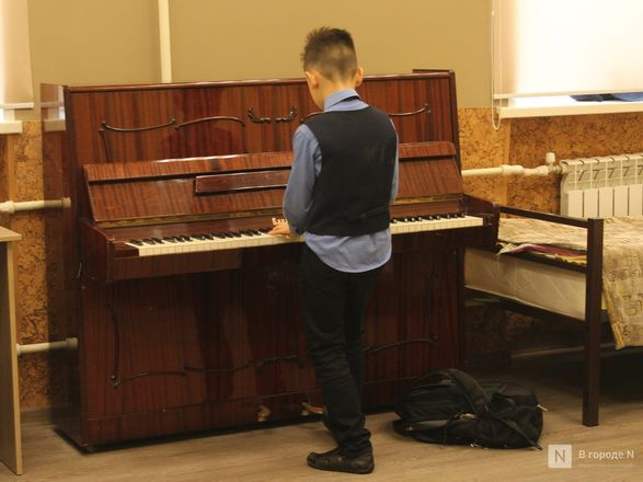 Интерьеры для талантов: как преобразился интернат Нижегородского хорового колледжа - фото 51