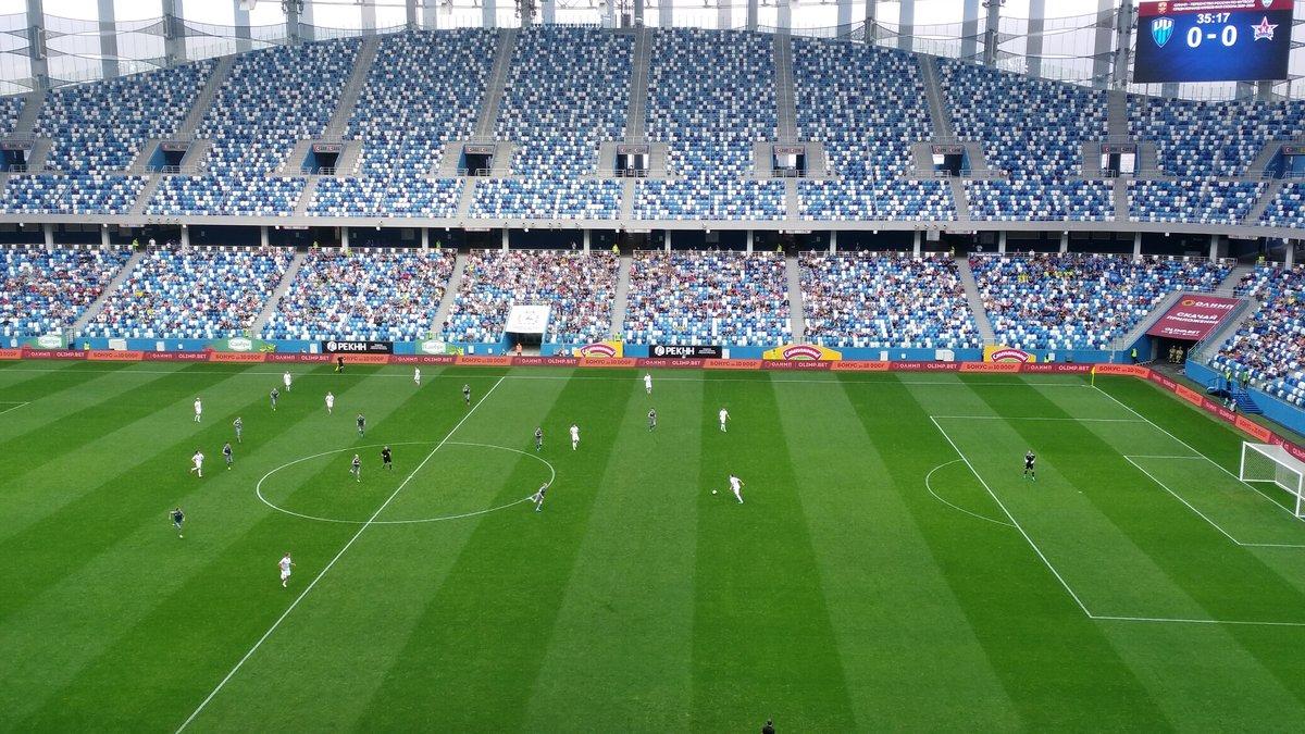ФК «Нижний Новгород» свел вничью матч с «СКА-Хабаровск» - фото 1