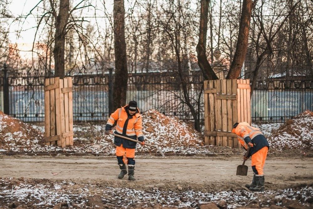Никитин ответил на критику о благоустройстве парка «Швейцария» - фото 1